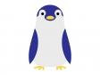 かわいらしいペンギンのイラスト