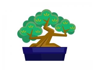 盆栽のイラスト03